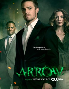 Oliver Queen Is Back