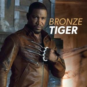 Michael Jai White as Bronze Tiger in #Arrow