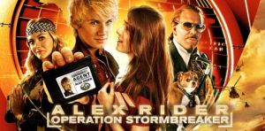 Alex Rider : Operation Stormbreaker