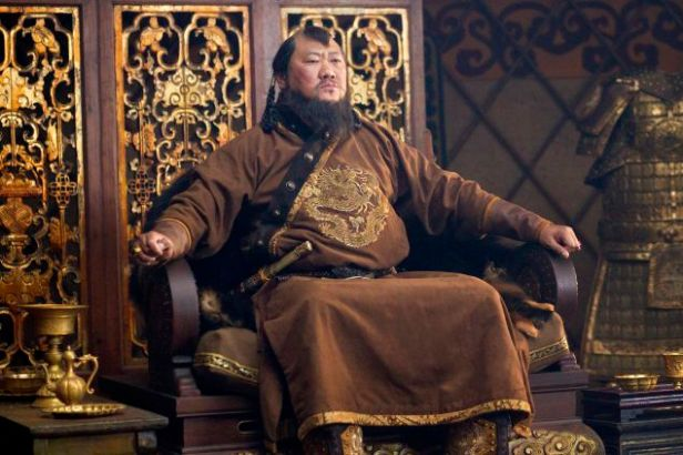 "Benedict Wong in a scene from Netflix's ""Marco Polo."" Photo Credit: Phil Bray for Netflix. EP8"
